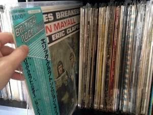 ジョン・メイオール&ザ・ブルースブレイカーズ・ウィズ・エリック・クラプトン(JOHN MAYALL AND ERIC CLAPTON)〜クラプトンのブルースのルーツを聴くならまずこのアルバム