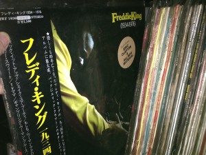 フレディ・キング「Freddie King (1934-1976)」〜エリック・クラプトンからブルースへ