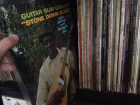 Stone Down Blues/ギター・スリム・グリーン