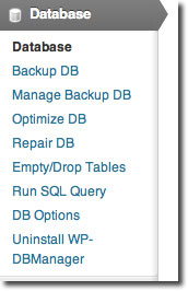 WP-DBManager2