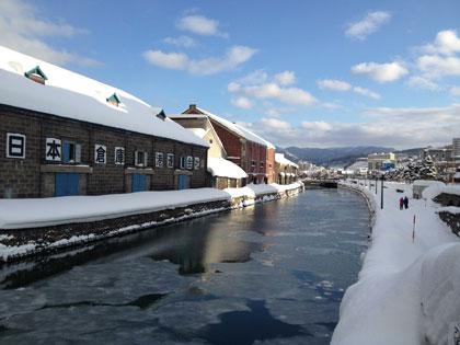 私がそれでも小樽市に住み続ける、その魅力を何とか6つにまとめて語ります!ノスタルジックな運河の街は食も抜群