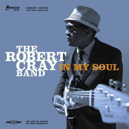 アメリカのブルースマン、ロバート・クレイの新作「In My Soul」が4月に国内でも発売