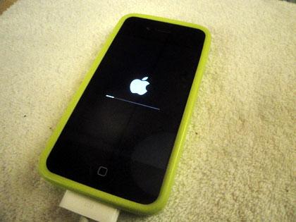 今さらですが、iPhone 4SをiOS 6.1.3からiOS 7.1にアップデートしてみました