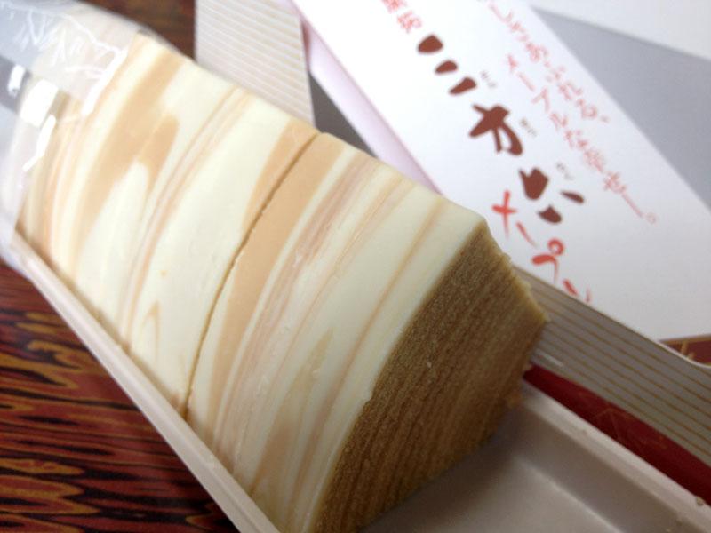 柳月の銘菓「三方六」はやっぱり美味しい〜お土産で「メープル」と「しょこら」のセットをいただきました