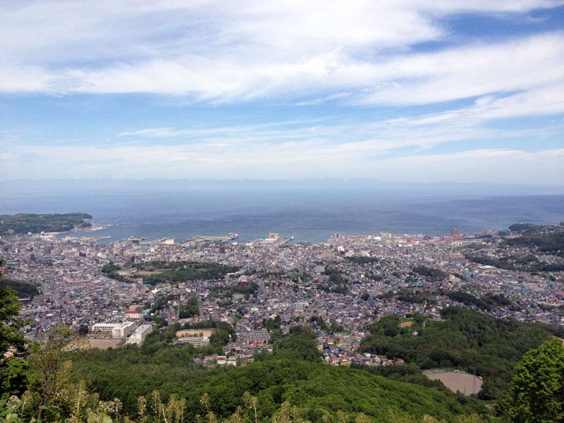 小樽市の人口は前年比2206人減で12万6781人(2014年1月1日現在)