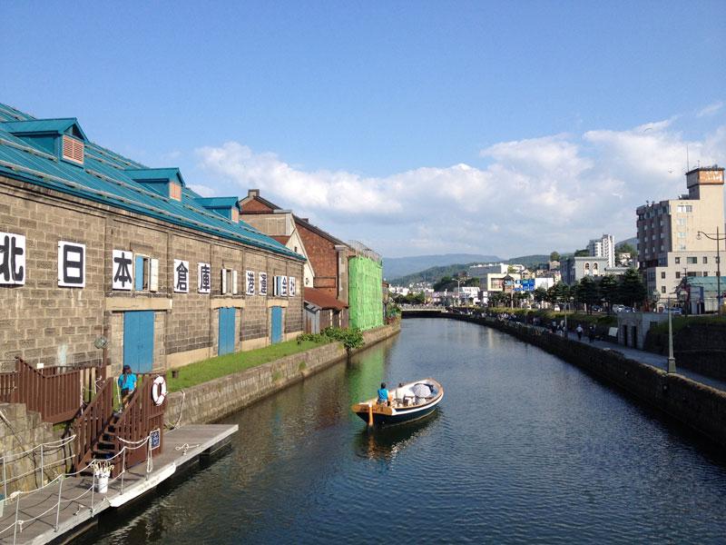 【雑記】観光客で賑わう小樽運河について、埋め立て前の記憶はほとんどないのですが、思い出話を交えつつちょっと語ってみました