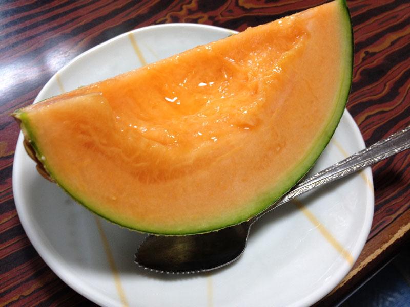 どうしたことか、今年は北海道産のメロンを食べる機会が多くて、とにかく美味しかったので載せておきます
