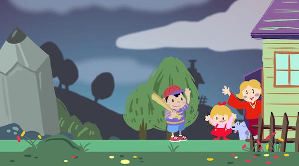 懐かしいスーパーファミコンの大人気ゲーム「MOTHER2 ギーグの逆襲」のトリビュート・アニメがYouTubeで公開されています