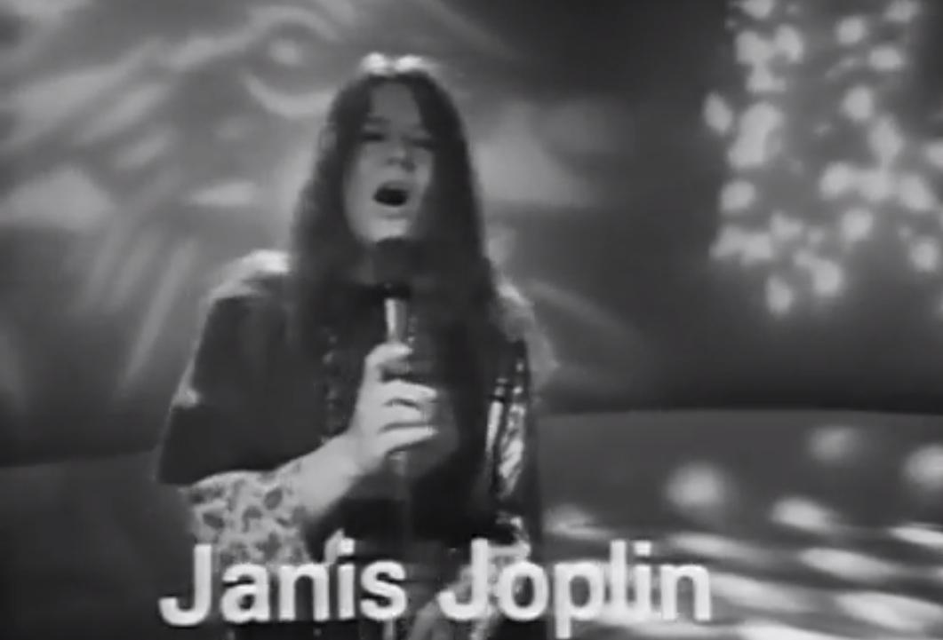 ジャニス・ジョプリン在籍時のビッグ・ブラザー&ザ・ホールディング・カンパニー、1968年サンフランシスコ公演のライブ映像が、YouTubeで公開されています