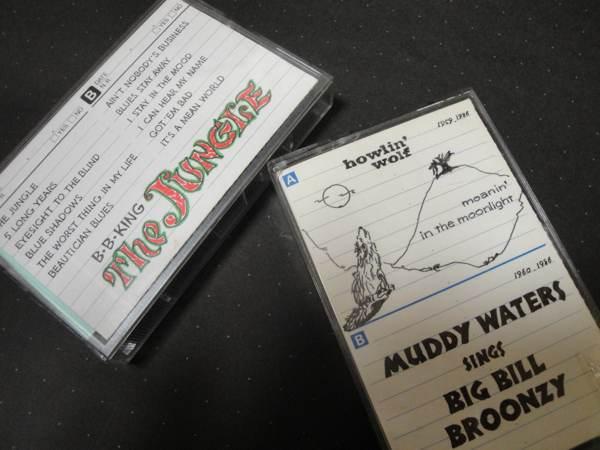 カセットテープのインデックスカードの思い出話〜アルバムタイトルやアーティストのロゴ文字を書き写していた頃