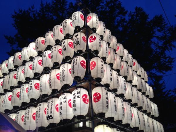 小樽はお祭り季節〜6月から7月中旬まで毎週どこかで神社のお祭り(例大祭)が行われてます〜小樽の三大祭りなど