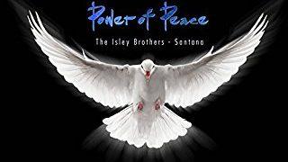 サンタナとアイズレー・ブラザーズのコラボレーション・アルバム「Power of Peace」の発売と音源公開のニュース