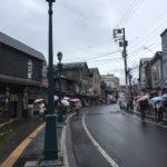 2017年6月の小樽の降水量は観測史上最大を記録したというニュース