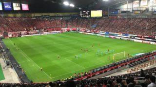 イニエスタが札幌ドームに!!9月1日の北海道コンサドーレ札幌とヴィッセル神戸の試合は今季最多となる3万2,475人